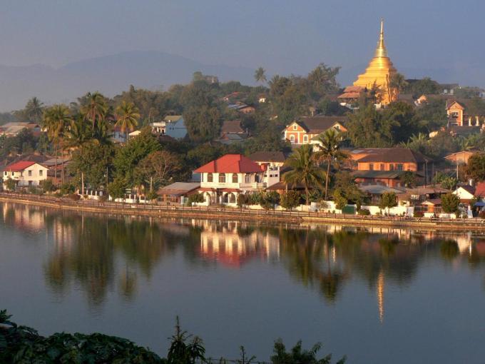 Image result for ကျိုင်းတုံ မြို့